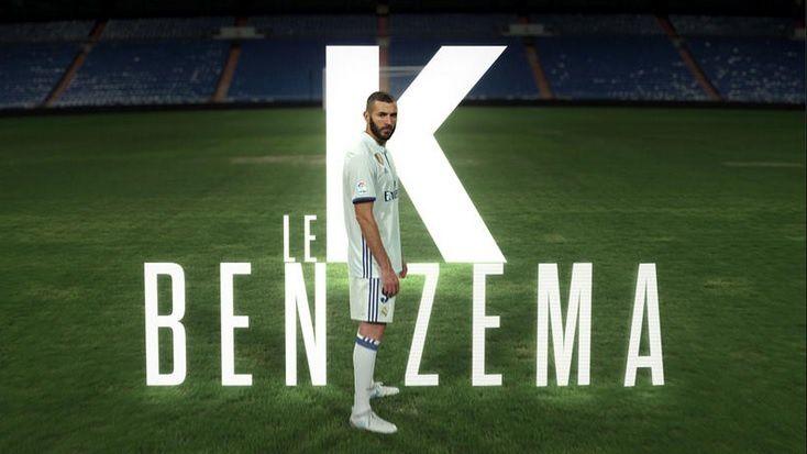 """Le K Benzema"" (© 2017 Black Dynamite Production)"