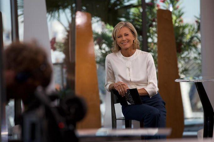 Claire Chazal (© François Roelants / FTV)