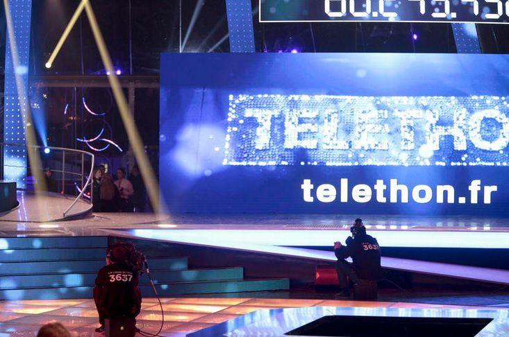 """Téléthon"" (© Scarella Gilles / FTV)"