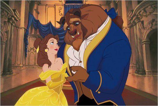 """""""La Belle et la Bête"""" (© Walt Disney Studios Motion Pictures France)"""