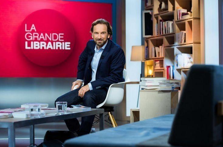 """""""La grande Librairie"""" (© Jean-philippe Baltel/FTV)"""