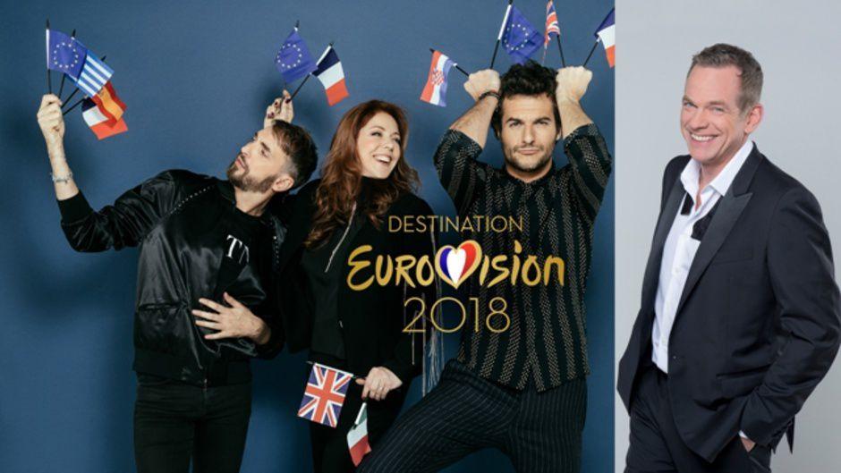 """Destination Eurovision""  (© DR)"