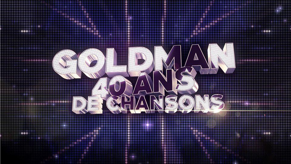 """""""Goldman, 40 ans de Chansons"""" (© DR)"""