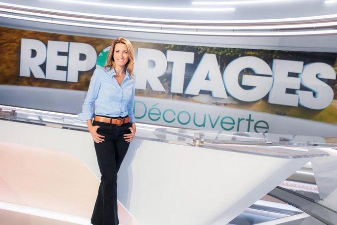 """""""Reportages Découverte"""" (© Julien Cauvin/TF1)"""