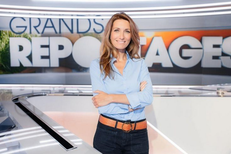 """""""Grands Reportages"""" (© JULIEN CAUVIN / TF1)"""