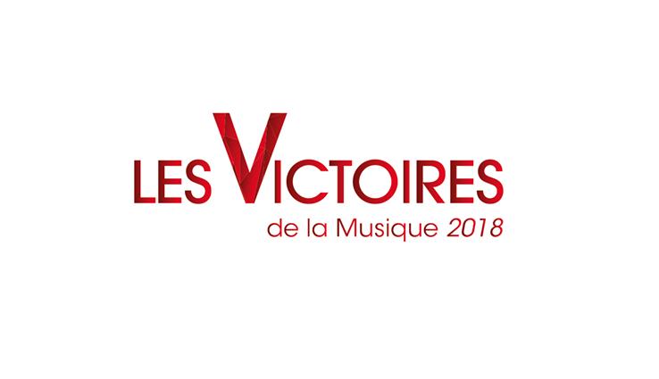 Découvrez les nominations des Victoires de la musique 2018