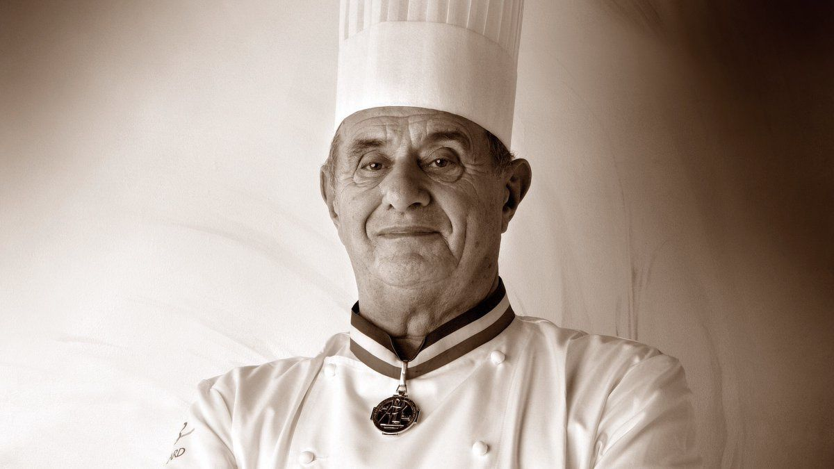 Paul Bocuse (© DR)
