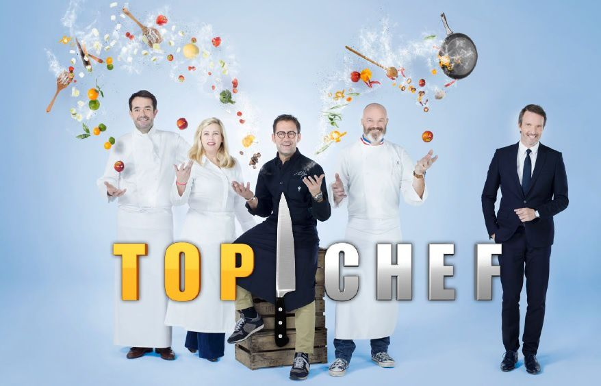 """Top Chef 2018"" (© Gaetan Bernard / M6)"