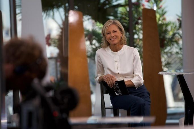 Claire Chazal (© François Roelants / FTV)