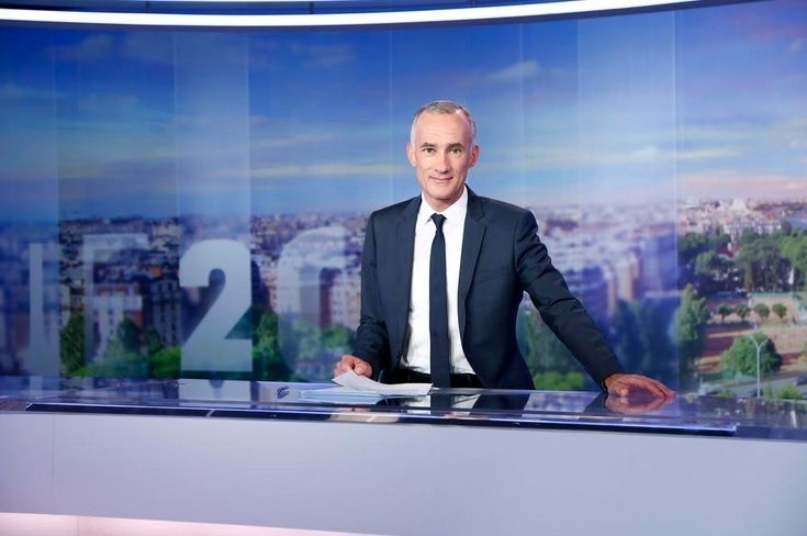 Gilles Bouleau (© TF1/Gilles Gustine)