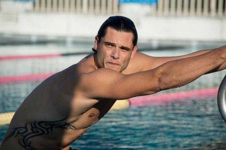 Florent Manaudou (© Jean-Louis Paris / Auteurs Associés / TF1)