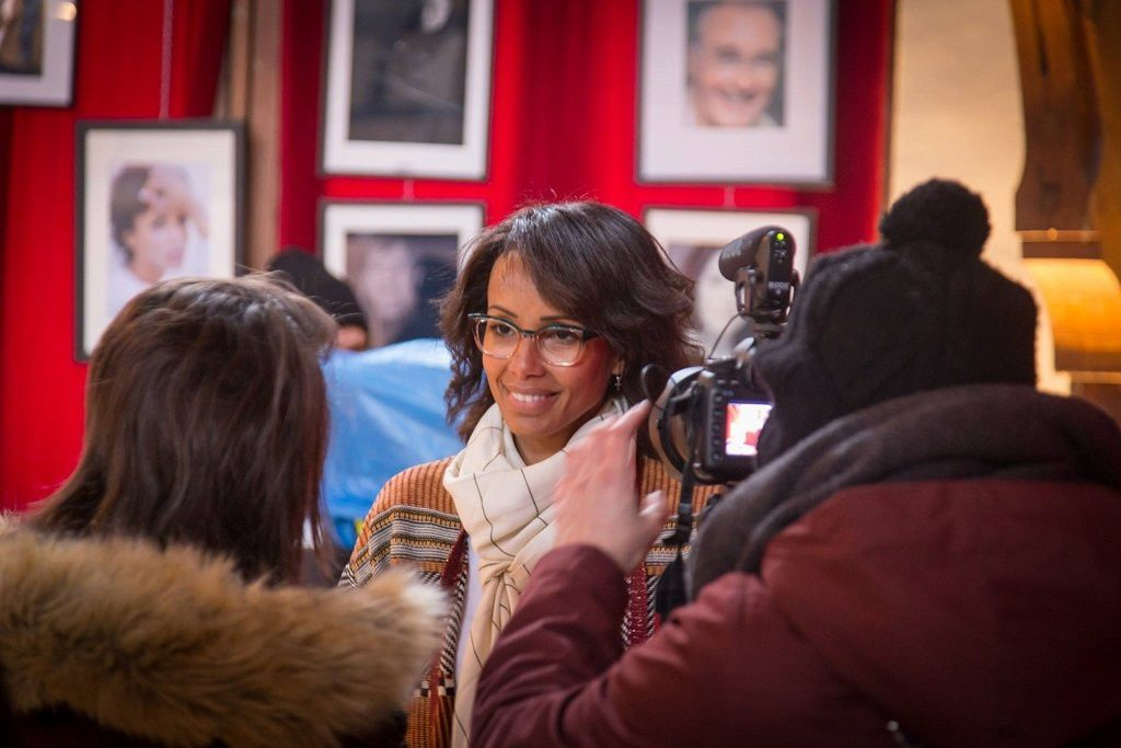 Sonia Rolland (© Réda Ibrahim Photographie)