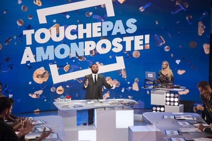"""""""Touche pas à mon Poste"""" (© Cyrille GEORGE JERUSALMI/C8)"""