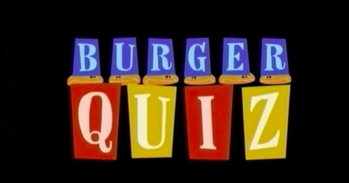 Burger Quiz revient sur TMC avec Alain Chabat