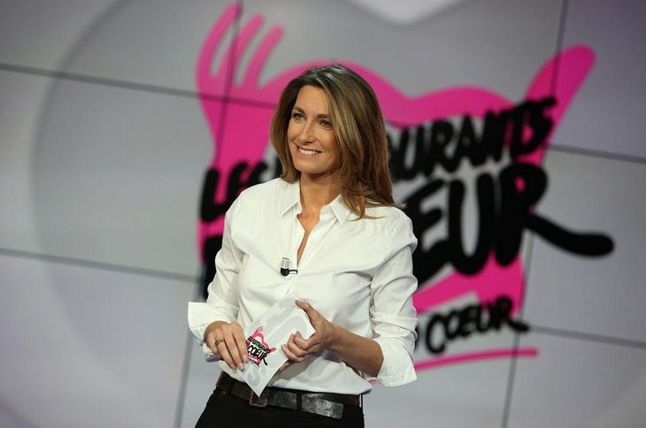 Anne-Claire Coudray (© Laurent Vu / TF1)