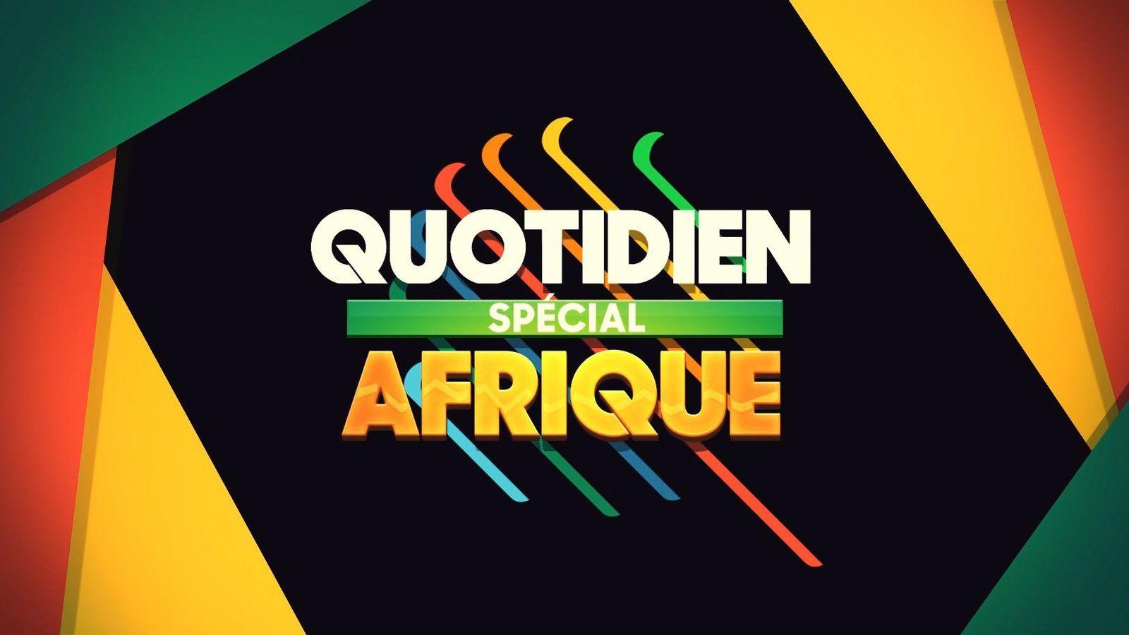 Quotidien spécial Afrique, présenté par Martin Weill ce vendredi soir sur TMC