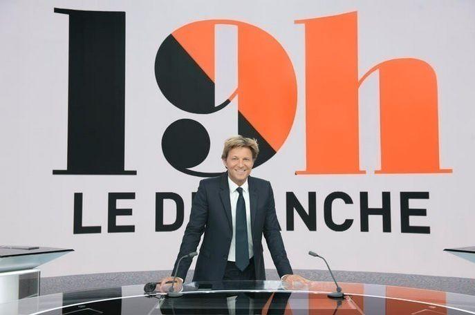 """""""19h le dimanche"""" (© Nathalie Delépine/FTV)"""