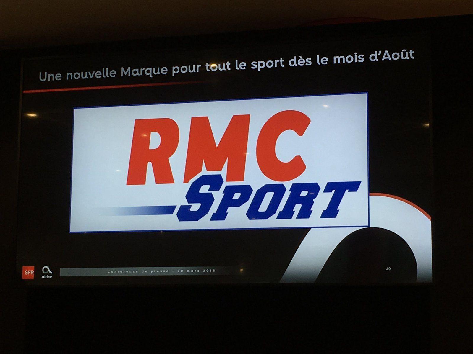« SFR Sport » deviendra « RMC Sport » en Août