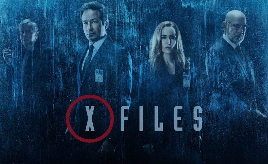 """""""X-files"""" (© CBS BROADCASTING INC. ALL RIGHTS RESERVED)"""