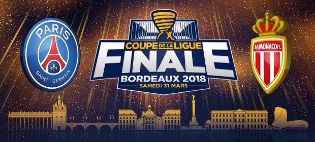 Coupe de la Ligue - Finale : PSG/Monaco à suivre ce soir en direct sur France 2