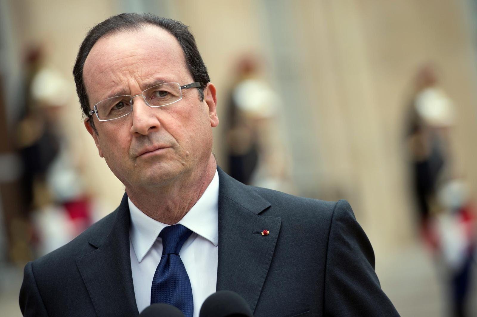 François Hollande (DR)