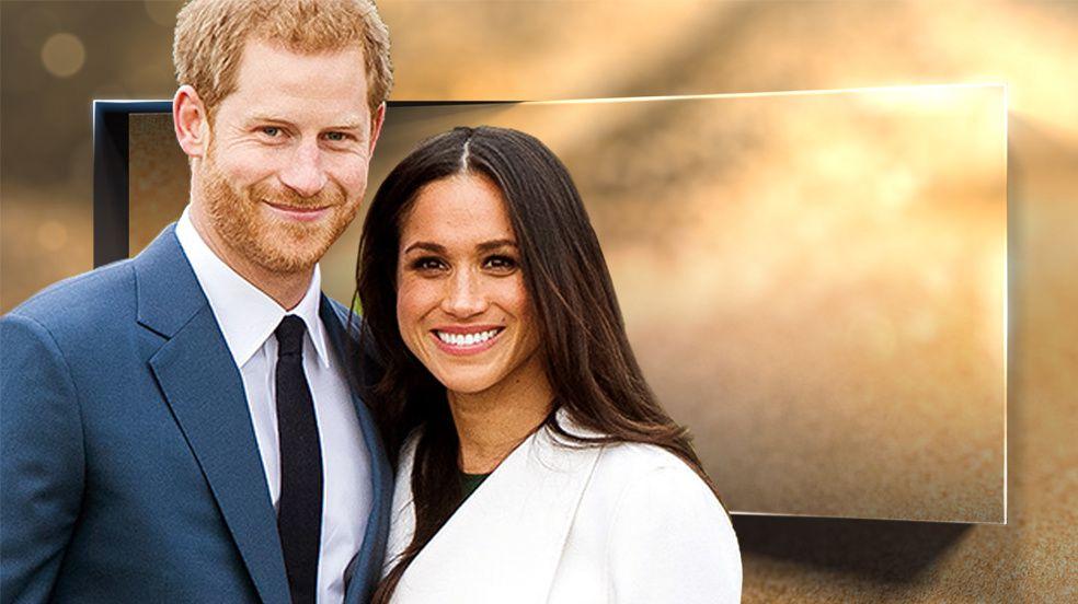 TF1 Séries Films : Semaine événementielle Mariage de Meghan Markle et du Prince Harry dès le 13 mai