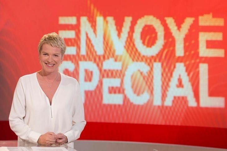 """""""Envoyé Spécial"""" (© Guyon Nathalie/FTV)"""