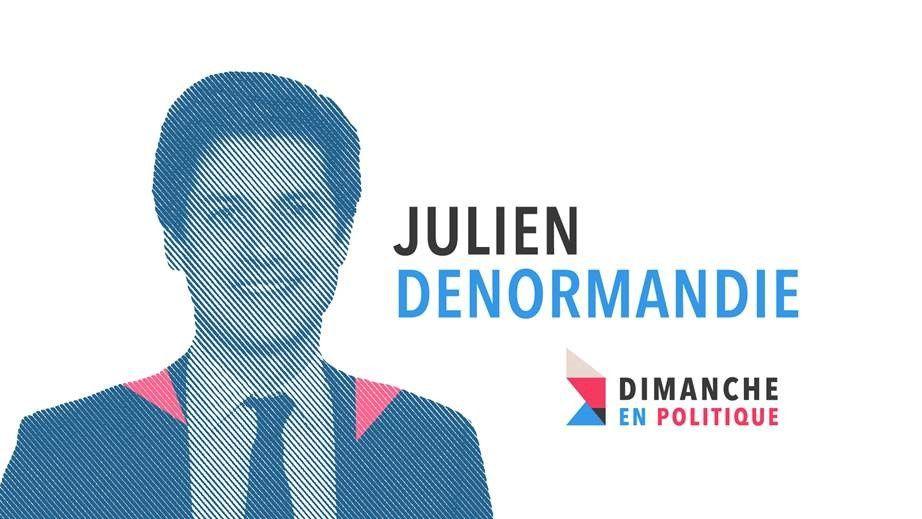 France 3 : Julien Denormandie invité de « Dimanche en politique » le 6 mai
