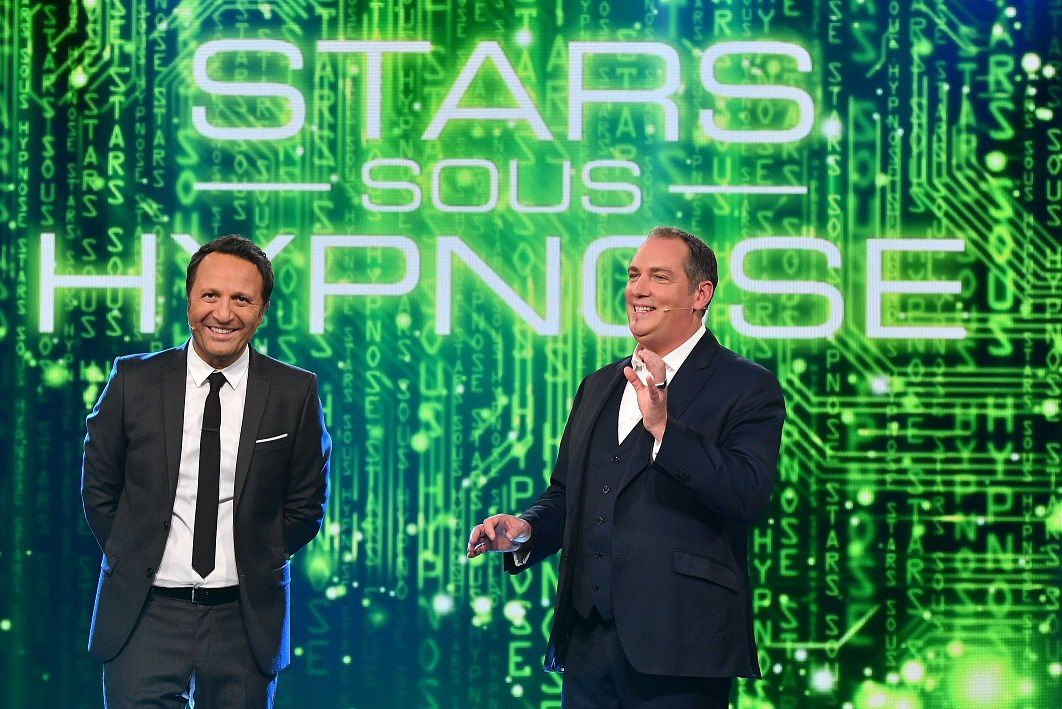 """Stars Sous Hypnose"" ( © Laurent Zabulon / TF1)"