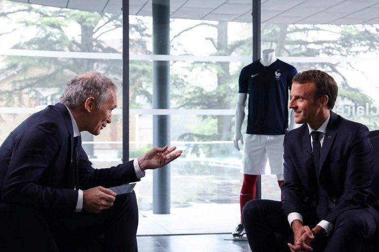 Crédit Photo : Laurent Blevennec / Présidence de la République