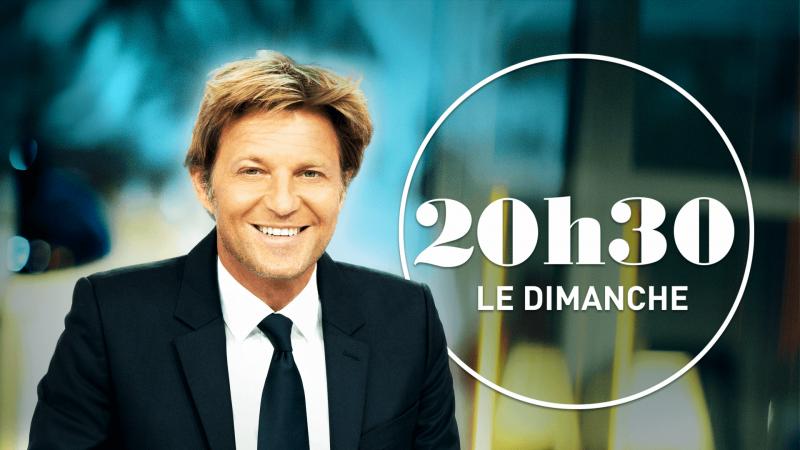 20h30 Le Dimanche : Laurent Delahousse reçoit Amélie Mauresmo ce soir sur France 2