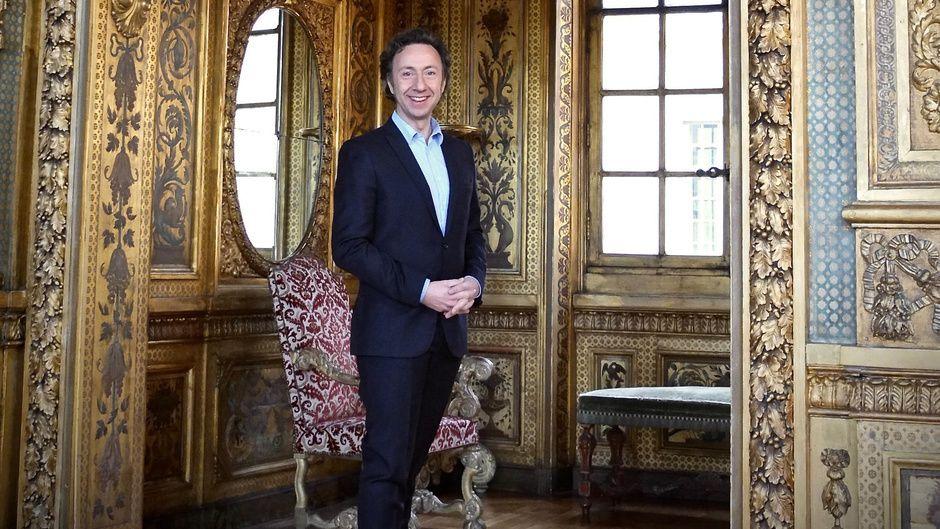 """""""Secrets d'histoire"""" (© Laurent MENEC/SEP TV/FTV)"""