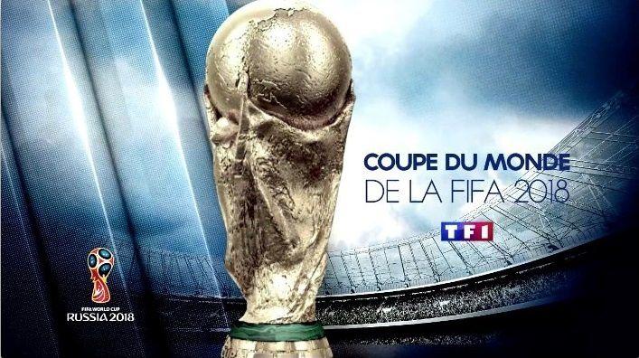 Coupe du Monde 2018 : Uruguay/France et Brésil/Belgique vendredi sur TF1