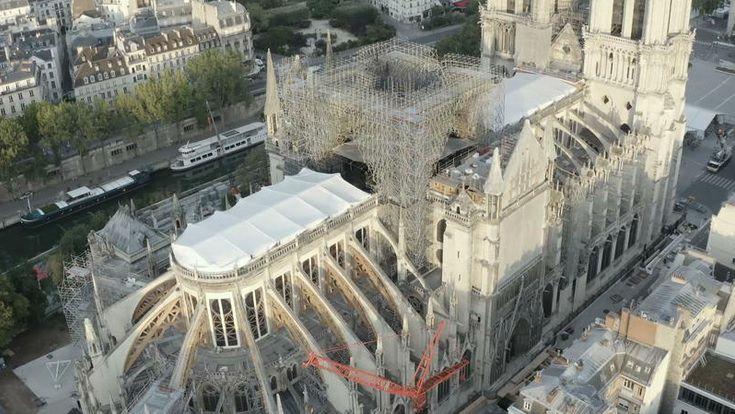 """""""Sauvez Notre-Dame"""" (© Gédéon Programmes)"""