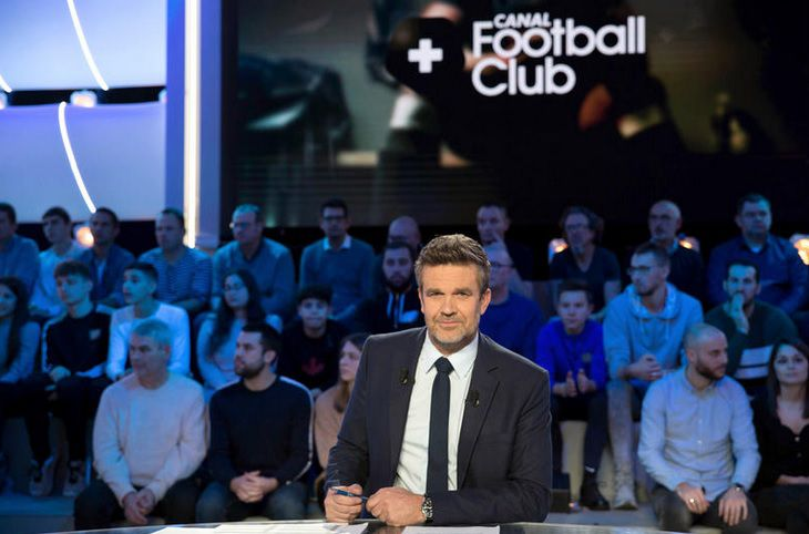 """Canal Fooball Club"" (© Canal+/Charlotte Schousboe)"