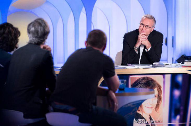 """""""On n'est pas couché"""" (© Rémy Grandroques/FTV)"""
