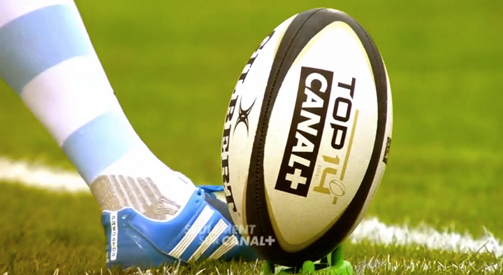 Droits TV Top 14 - Accord entre Canal+ et la LNR