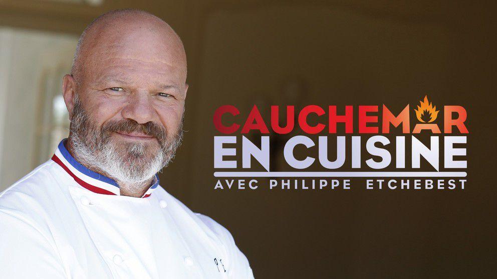 """""""Cauchemar en cuisine"""" (© Pierre Olivier/M6)"""