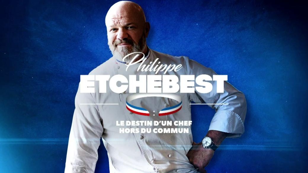 """""""Philippe Etchebest : le destin d'un chef hors du commun"""" : Documentaire Inédit ce mercredi sur M6"""