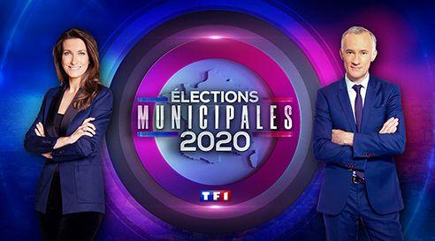 Élections Municipales 2020 (2e tour) - Le dispositif de TF1