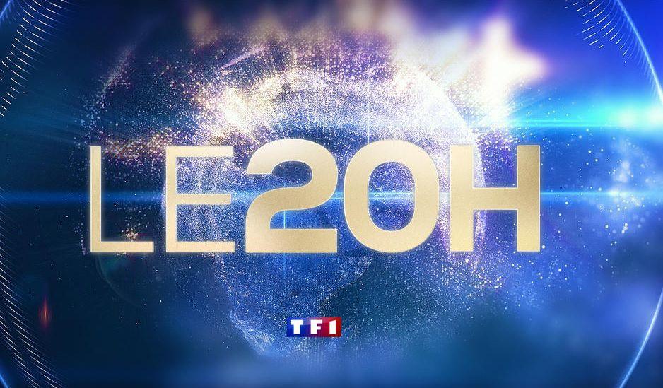 """""""Le 20H"""" (© TF1)"""