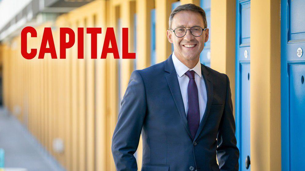 """""""Capital"""" (© Nicolas GOUHIER/M6)"""