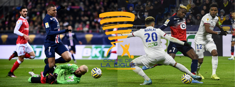 Finale la Coupe de la Ligue : PSG/Lyon ce vendredi soir en direct sur France 2