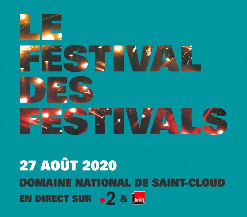 Le festival des festivals : Concert événement à suivre sur France 2 et France Inter ce jeudi