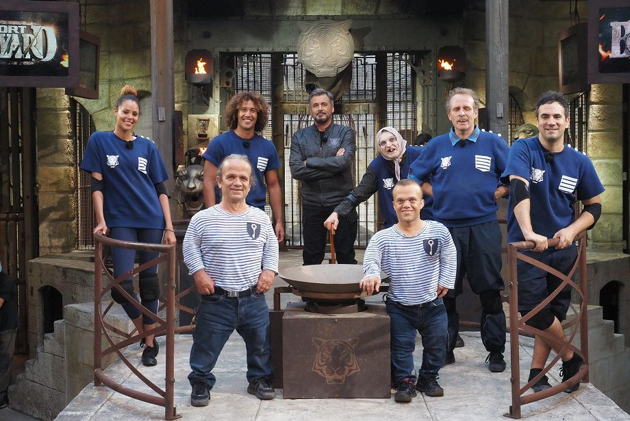 """Fort Boyard"" (© Laurent Vu - FTV- ALP)"