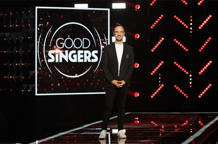 """""""Good Singers"""" (© Philippe Le Roux / TF1)"""