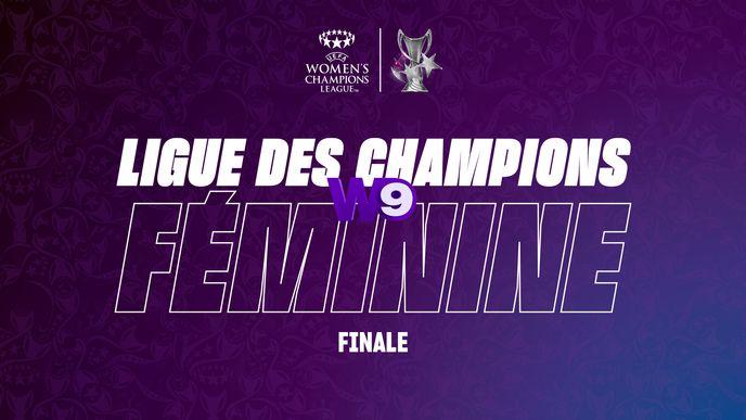 Ligue des champions féminine : W9 diffusera dimanche la finale en direct
