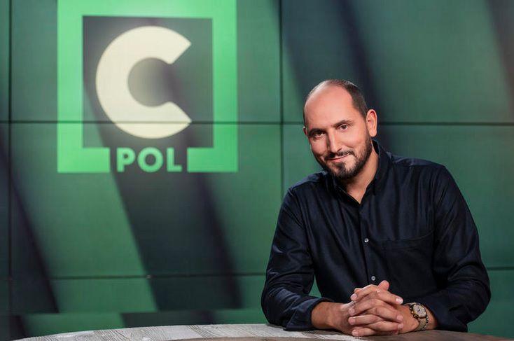 """""""C Politique"""" (© Nathalie GUYON/ FTV)"""