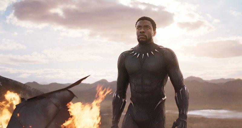 """Black Panther"" (© Copyright Marvel Studios 2018)"