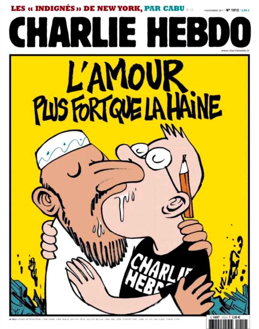 Charlie n'est pas mort, il est devenu immortel